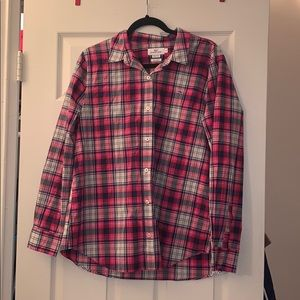 Vineyard Vines Relaxed Fit Plaid Button Down 12